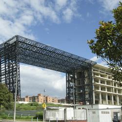 Edificio Mebog Policía Nacional